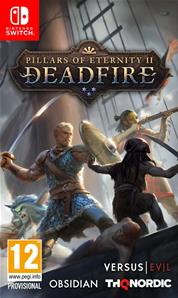 Pillars of Eternity 2 Deadfire Switch