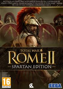 Total War Rome II Spartan Edition PC