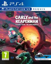 Carly and the Reaper Man PS4 VR