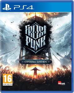 Frostpunk Console Edition PS4