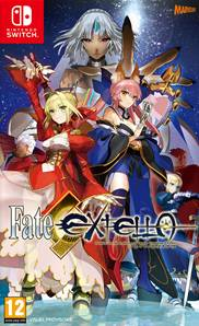 Fate/Extella : The Umbral Star Switch