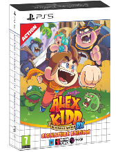 Alex Kidd in Miracle World DX PS5 Signature Edition
