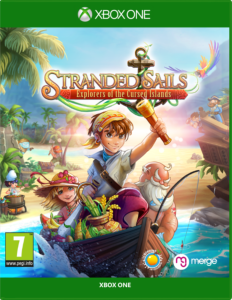 Stranded Sails Explorers of the Cursed Islands Xbox One