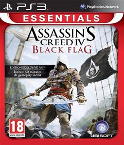 Assassin's Creed 4 Black Flag Essentials - PS3