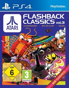 Atari Flashback Classics Vol.3 PS4