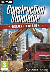 Construction Simulator Deluxe Edition (9 DLC)