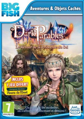 Dark Parables (14) Le Retour de la Princesse du Sel  PC + European Mystery (3)