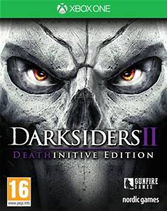 Darksiders II Deathinitive edition Xbox One