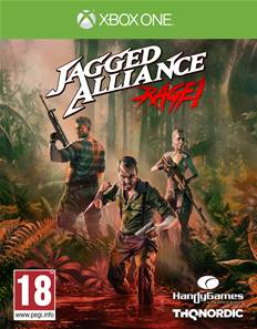Jagged Alliance Rage ! Xbox One