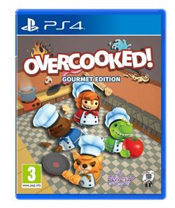 Overcooked - Gourmet Edition PS4
