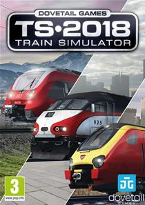 TS Train Simulator 2018 PC