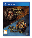 Baldur's Gate 1+2 Enhanced edition PS4 (Beamdog Collection)