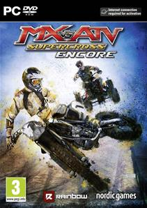 MX vs ATV SuperCross Encore - PC