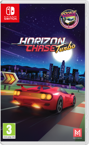 "Horizon Chase Turbo Switch ""Night Cover"""