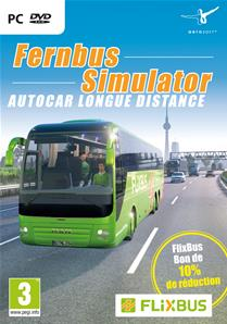 Fernbus Simulator Autocar Longue Distance PC