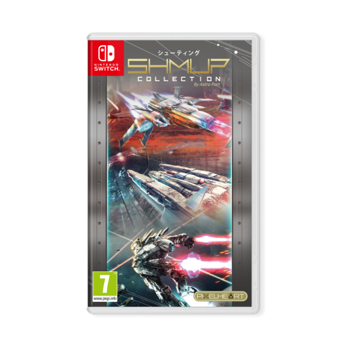 Shmup Collection Switch Just Limited
