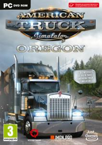 American Truck Simulator Oregon DLC PC