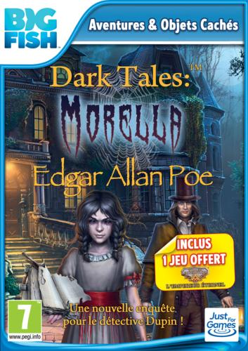 Dark Tales (12) Morella par Edgar Allan Poe PC + Hidden Expedition (12)