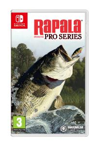 Rapala Fishing Pro Series SWITCH