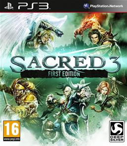 Sacred 3 First Edition - PS3
