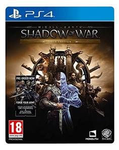 Shadow Of War Gold Edition One