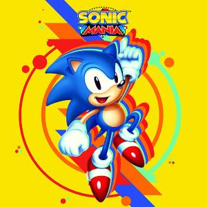 Sonic Mania Translucent Blue Soundtrack