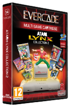 Blaze EverCade Atari Lynx Collection 2 Cartouche n°14