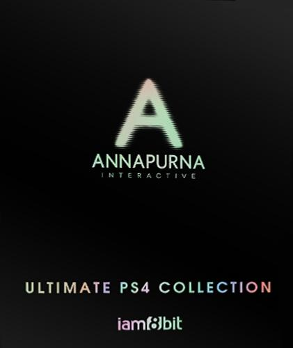 Annapurna Interactive Ultimate PS4 Collection US Import