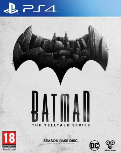 Batman : The Telltale Series PS4