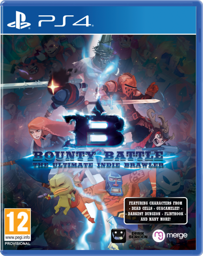 Bounty Battle PS4