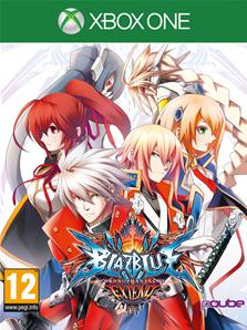 Blazblue Chronophantasma Extended edition Xbox One