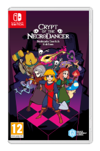 Crypt of the Necrodancer Standard Edition Switch