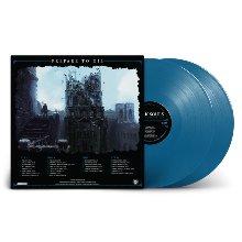 Dark Souls I -Original Soundtrack- Limited Blue Edition 2LP