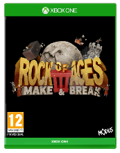 Rock of Ages 3 Make & Break Xbox One