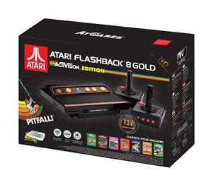 Console Retro Atari Flashback 8 HD Activision Edition