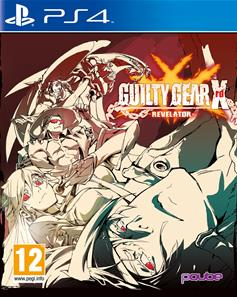 Guilty Gear XRD - Revelator PS4