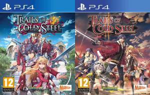 Pack The Legend of Heroes: Trails of Cold Steel 1 + 2 PS4