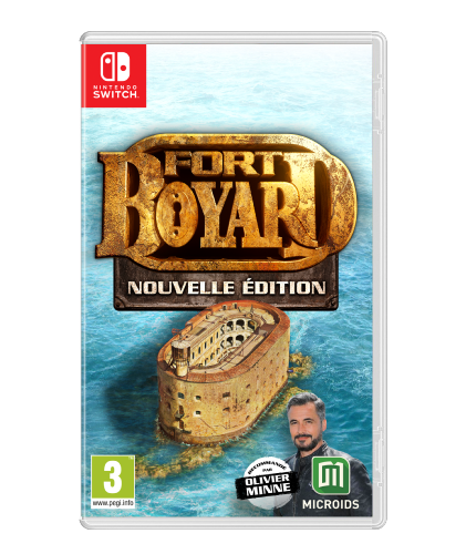 Fort Boyard Nouvelle Edition Switch