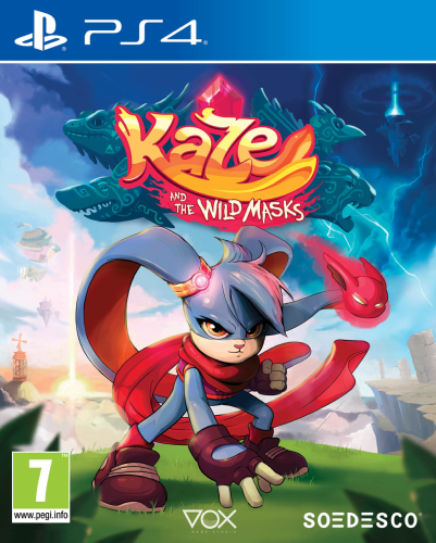 Kaze and the Wild Masks PS4