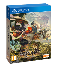 Sakuna: Of Rice and Ruin PS4 Golden Harvest Edition