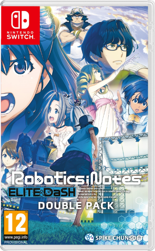Robotics: Notes Double Pack Switch
