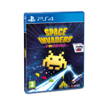 Space Invaders Forever Collection PS4