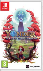 Yonder The Cloud Catcher Chronicles / Nintendo Switch