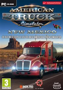 American Truck Simulator New Mexico DLC PC
