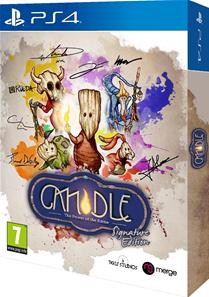 Candle The Power of the Flame Signature Edition PS4