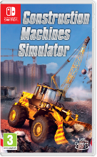 Construction Machines Simulator SWITCH