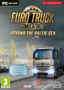 Euro Truck Simulator 2 Beyond the Baltic Sea DLC PC