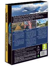 Microsoft Flight Simulator Deluxe Premium PC
