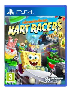 Nickelodeon Kart Racers PS4