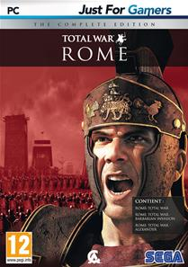Rome (1) Total War The Complete edition (jeu original + Barbarian Invasion + Alexander) PC